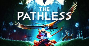The Pathless Gamplay PS5